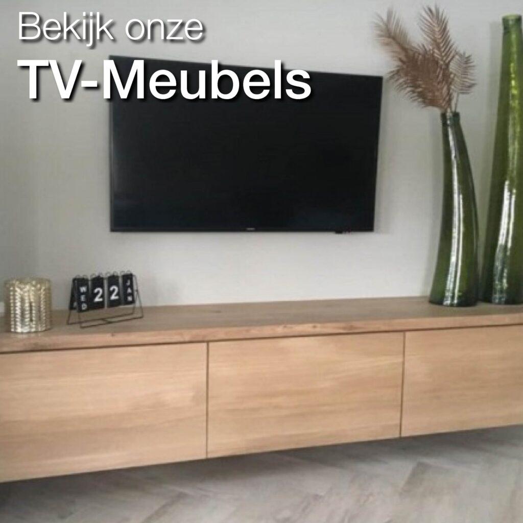 TV Meubelen op maat gemaakt